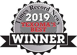 Times Record News - 2019 Texomas's Best Winner