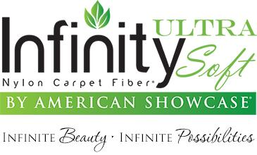 Infinity UltraSoft Nylon Carpet Fiber by American Showcase